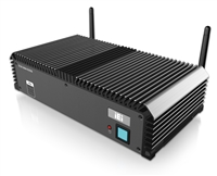 Безвентиляторный промышленный компьютеры ECN-360A-HM65 и  ECN-360A-D2550 от компании IEI