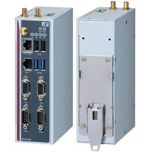 Axiomtek ICO310 - компьютер на процессорах Braswell для установки на DIN-рейку