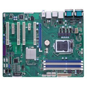 Процессорная плата IMB211 с широкими коммуникационными возможностями от компании Axiomtek