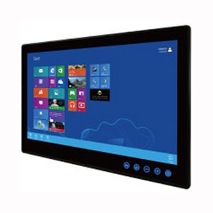 Промышленный 21,5-дюймовый панельный компьютер W22IB3S-PCA3 от компании Winmate.