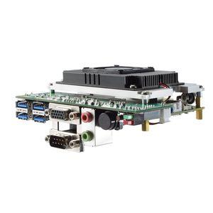 Высокопроизводительная процессорная плата формата PICO-ITX от Axiomtek