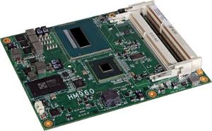Новый модуль OM Express Type 6 Basic HM960-QM87 от компании DFI