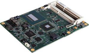 Два COM Express модуля от DFI на процессорах Intel Core 4 поколения