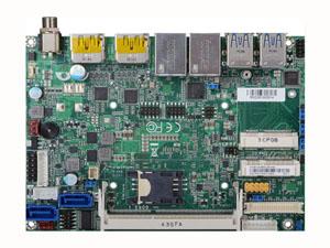 Серия HU551 компактных компьютеров на модуле формата 3,5 дюйма от DFI.