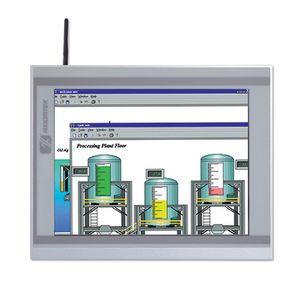 Промышленный панельный компьютер GOT3106T-832 с расширенным диапазоном температур.